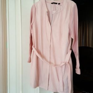 H By Halston pink jacket